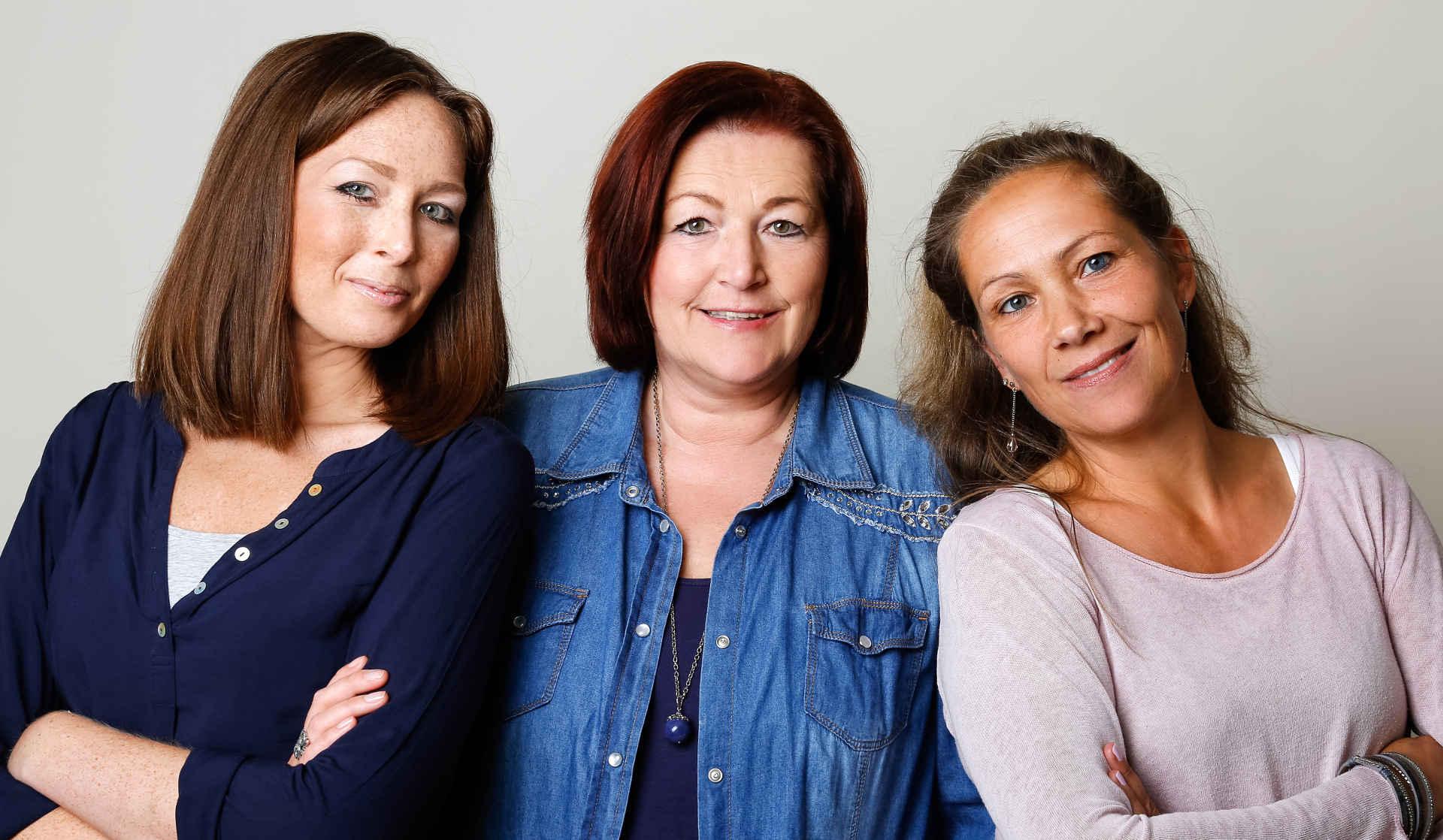 Die Reise Bielefeld Das-Team (vlnr) Marlen Wiemeler und Ulrike Wiemeler und Anja Recksiek - Ihr Reisebüro in Bielefeld